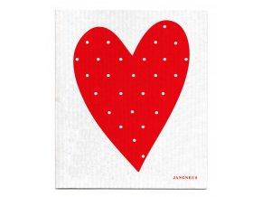 jangneus cervene Srdce zerowaste