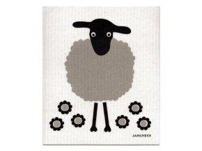 jangneus cierna ovca