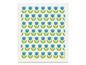 jangneus.com Turquoise Tulip Small