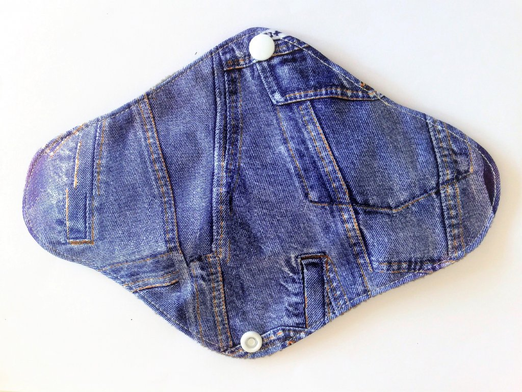 denni vlozka jeans hladka