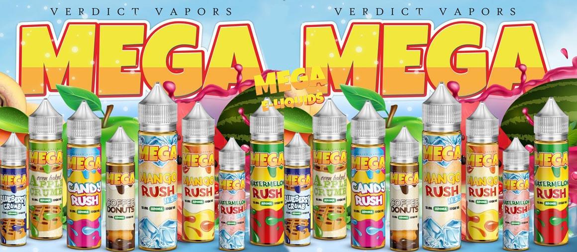Mega verdict vapors