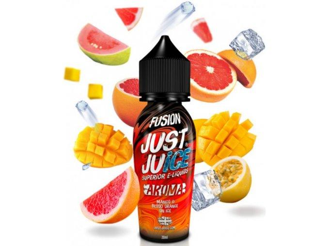 Příchuť Just Juice Shake and Vape 20ml Fusion Blood Orange