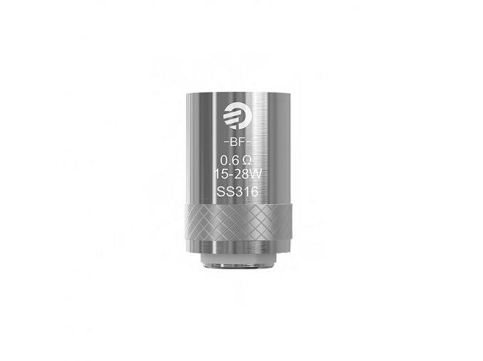 joyetech zhavici hlava head coil bf ss316 atomizer 0 6ohm