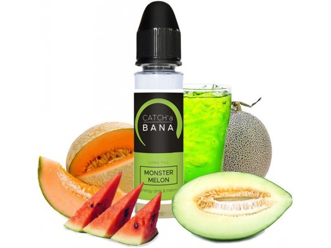 prichut imperia catcha bana sav 10ml monster melon