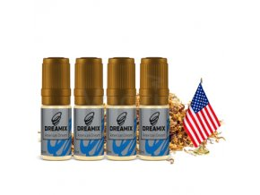 Dreamix Americký tabák (American Dream) 4x10ml