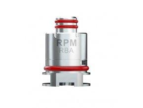 Smoktech RPM RBA žhavicí hlava 0,6ohm