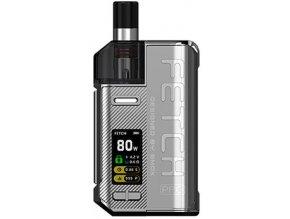 Smoktech Fetch Pro 80W grip Full Kit Silver