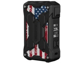 Rincoe Mechman Lite 228W Grip Easy Kit American Flag