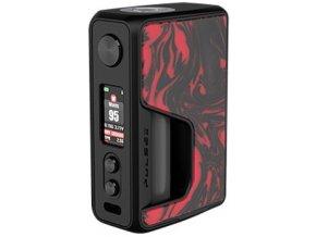 Vandy Vape Pulse V2 Box grip Resin Flame Red