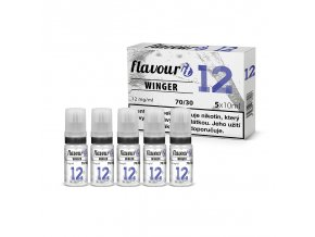 flavourit 70 30 12mg 5x10ml