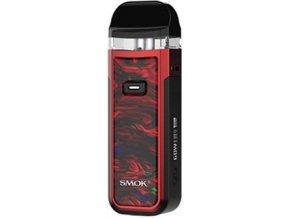 Smoktech Nord X 60W elektronická cigareta 1500mAh Florid Red