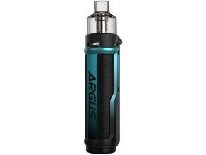 VOOPOO Argus X 80W grip Full Kit Litchi Leather and Blue