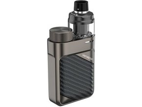 Vaporesso SWAG PX80 grip Full Kit Brick Black