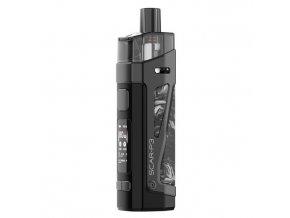 Smoktech SCAR-P3 80W Pod Grip SET 2000mAh - Fluid Black White