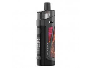 Smoktech SCAR-P3 80W Pod Grip SET 2000mAh - Red Stabilizing Wood