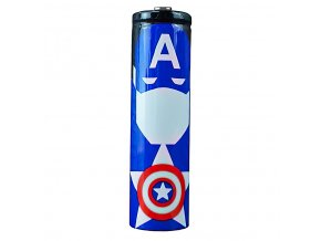 Smršťovací folie pro baterie typu 18650 (Captain America)