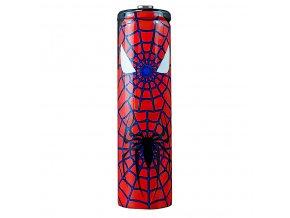 Smršťovací folie pro baterie typu 18650 (Spiderman)