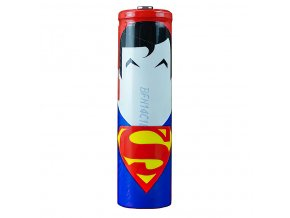 Smršťovací folie pro baterie typu 18650 (Superman)