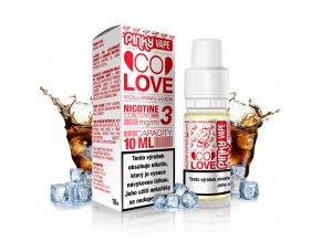 Pinky Vape - E-liquid - 10ml - 3mg - Co Love (Cola)