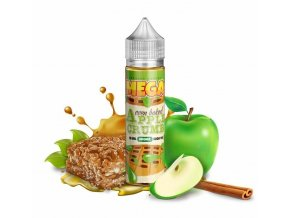 Verdict Vapors - MEGA - Shake & Vape - Aplle Crumb (Jablečný koláč se skořicí) - 18ml