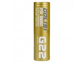 Baterie Golisi G22 IMR 18650 2200mAh 20A / 30A
