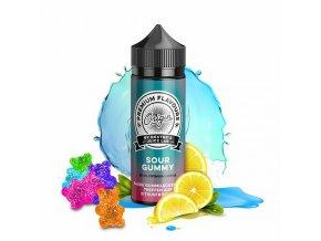 Dexters Juice Lab - Shake & Vape - Sour Gummy (Citrusové želé) - 30ml