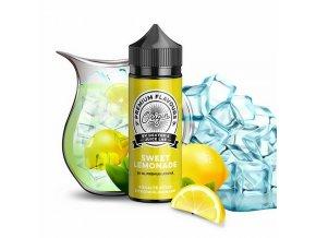 Dexters Juice Lab - Shake & Vape - Sweet Lemonade Tea (Chladivá citrusová limonáda) - 30ml