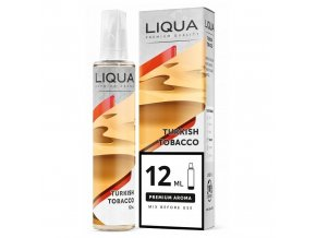 Liqua Mix&Go 12ml Turkish Tobacco