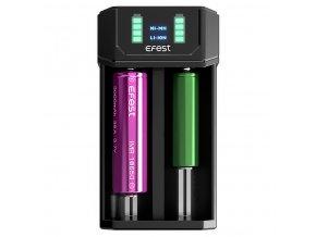 Efest Mega USB - článková nabíječka