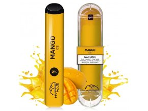 Hyppe Plus Disposable Pod Kit - Ledové mango (Mango Ice)