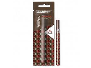 Jednorázová e-cigareta Nick One Original Cherry & Tobacco 0mg