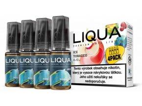 Liquid LIQUA CZ MIX 4Pack Ice Tobacco 10ml-6mg