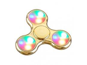 fidget-spinner-led-zlaty