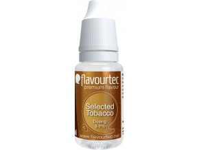 Příchuť Flavourtec Selected Tobacco 10ml (Tabák)