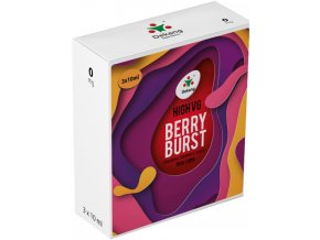 Liquid Dekang High VG 3Pack Berry Burst 3x10ml - 0mg