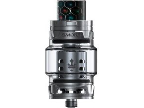smoktech tfv12 prince cloud beast clearomizer silver