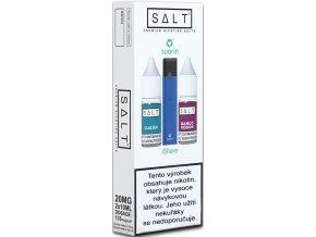 Suorin iShare SALT POD CZ elektronická cigareta 130mAh Blue