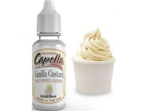 Capella 13ml Vanilla Custard
