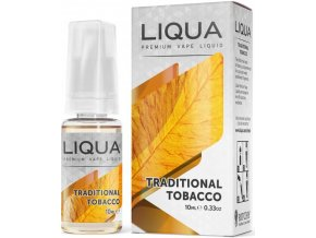 liqua cz elements traditional tobacco 10ml0mg tradicni tabak