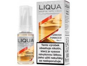 liqua cz elements turkish tobacco 10ml turecky tabak