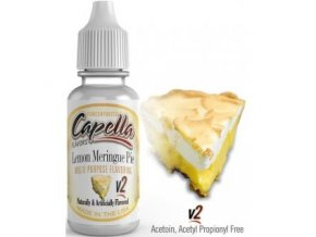 Capella 13ml Lemon Meringue Pie v2