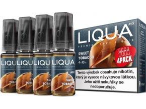 liqua cz mix 4pack sweet tobacco