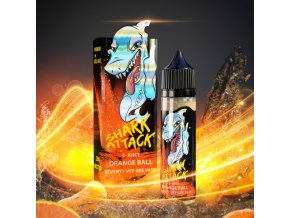 prichut imperia shark attack shake and vape 10ml orange ball