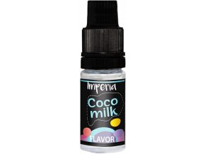 prichut imperia black label 10ml coco milk kokosove mleko