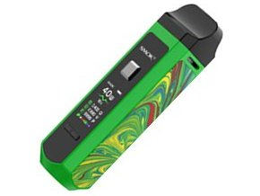 Smoktech RPM 40 grip Full Kit 1500mAh Green