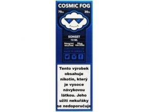 Cosmic Fog Lost Fog Sonset