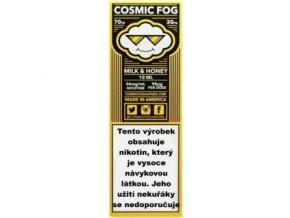 Liquid COSMIC FOG Milk and Honey