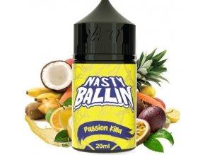 Příchuť Nasty Juice - Ballin S&V 20ml Passion Killa