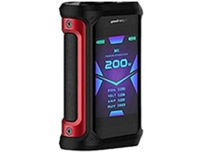 GeekVape Aegis X TC 200W grip Easy Kit Red Black