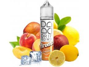 Příchuť Drip Down Shake and Vape Peach Lemonade Ice 18ml